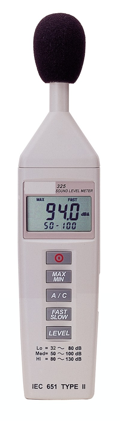 dB Sound Level